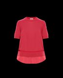 MONCLER CREWNECK - Short sleeve jumpers - women