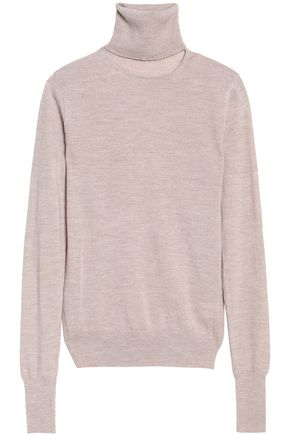 CHALAYAN Printed merino wool sweater