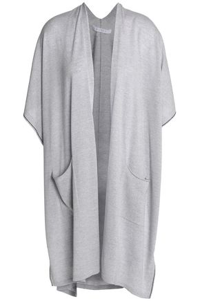 DUFFY Merino wool cape