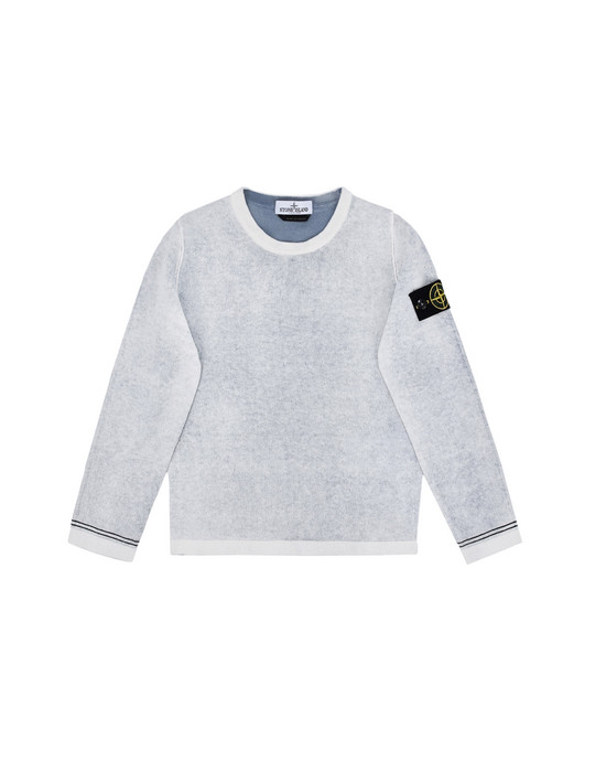 Sweater 502A3 REVERSIBLE  STONE ISLAND JUNIOR - 0