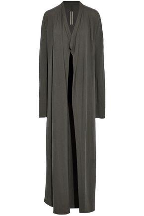 RICK OWENS Belted cashmere cardigan