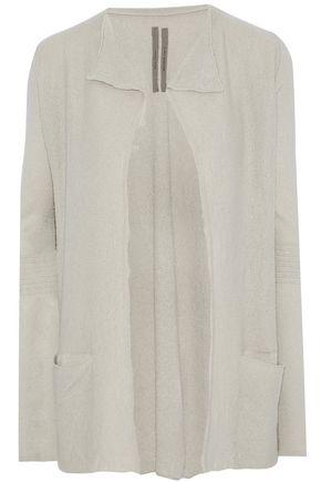 RICK OWENS Brushed-cashmere cardigan