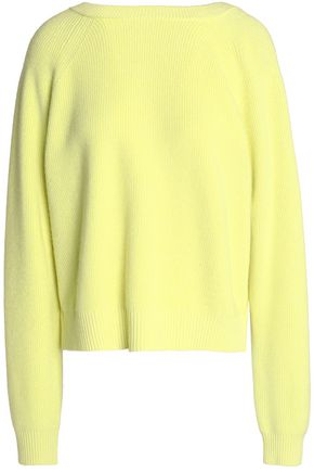 PROENZA SCHOULER Cashmere and cotton-blend cardigan