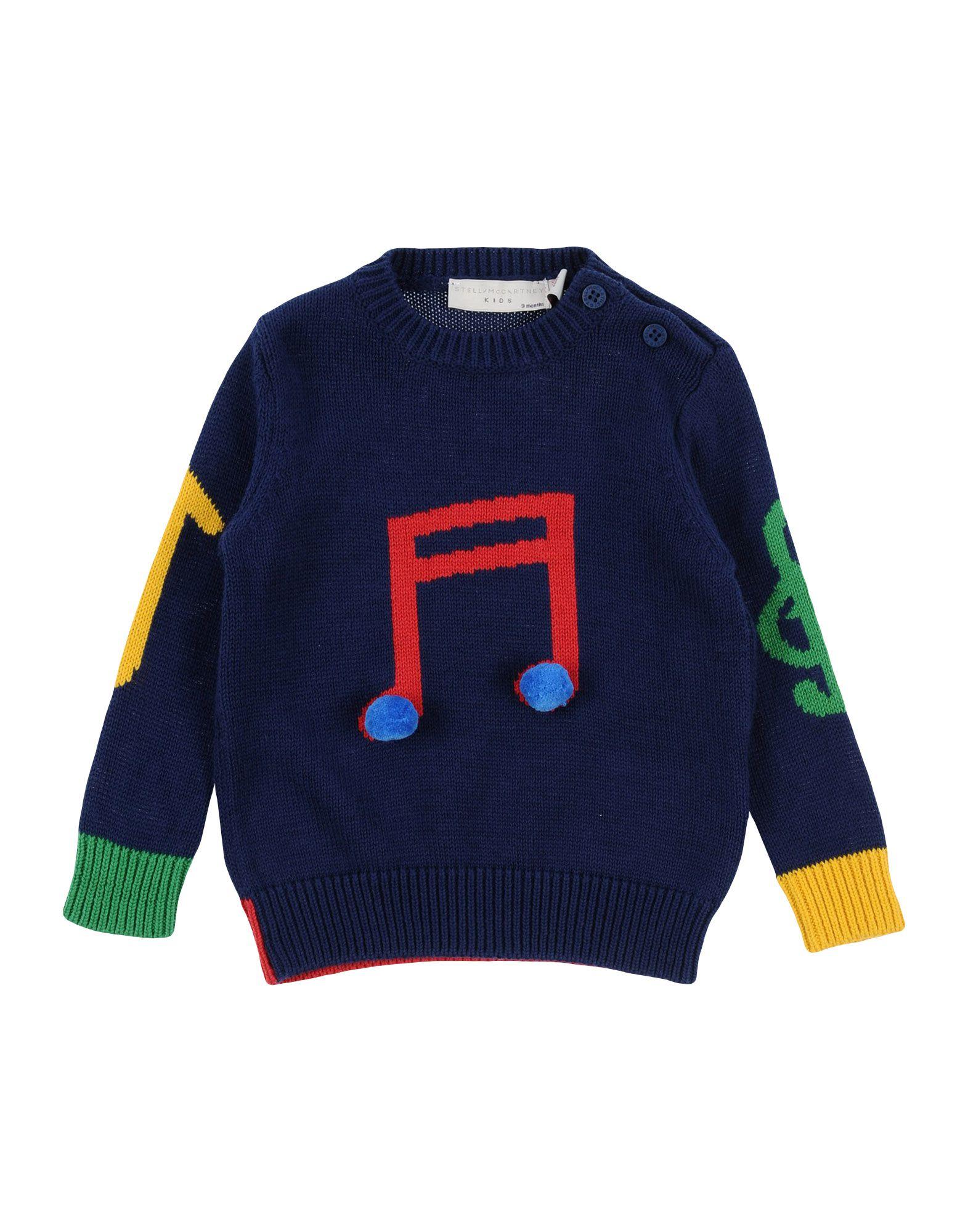 STELLA McCARTNEY KIDS Свитер stella mccartney шерстяной свитер