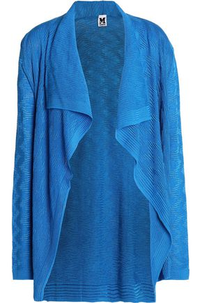 M MISSONI Jacquard-knit wool-blend cardigan