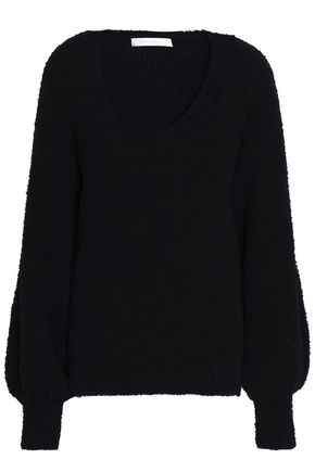 ZIMMERMANN Wool-blend sweater