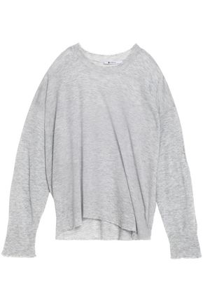 T by ALEXANDER WANG Wool-blend top