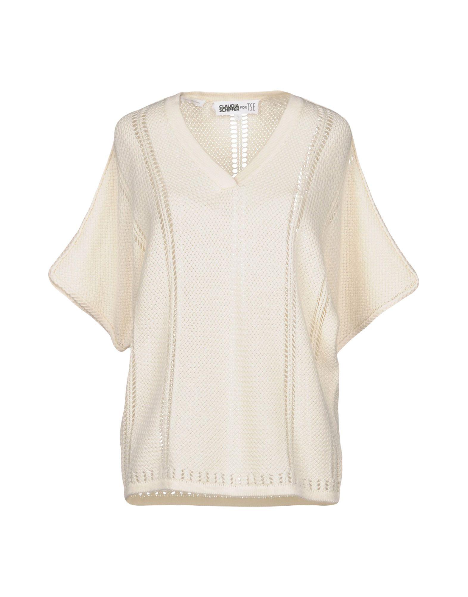 TSE Sweater in Ivory