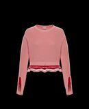 MONCLER PULLOVER MIT RUNDAUSSCHNITT - Pullover mit Rundkragen - damen