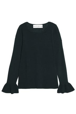 GOAT Fluted knitted sweater