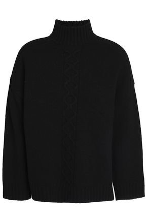 GOAT LIBRARY Wool-blend turtleneck sweater