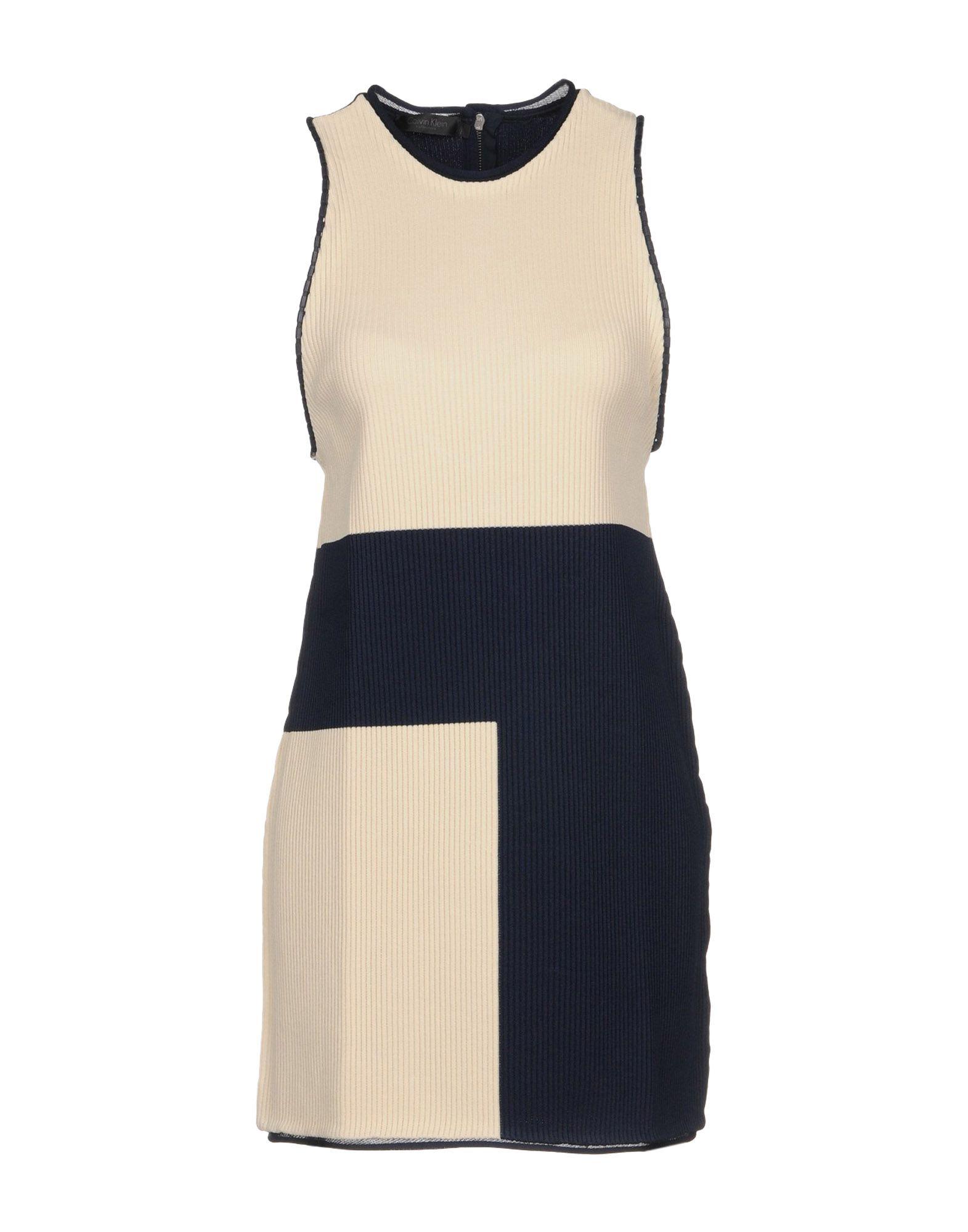 CALVIN KLEIN COLLECTION Короткое платье calvin klein k1s211 20