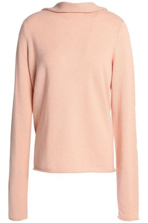 CHLOÉ Draped cashmere sweater