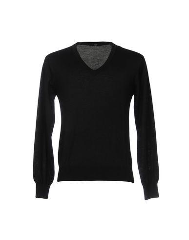 Фото - Мужской свитер DANDI черного цвета