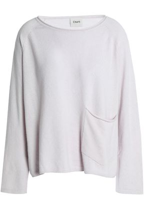 CHARLI Wool and cashmere-blend sweater