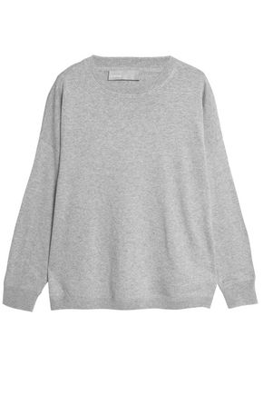 VINCE. Mélange cotton sweater
