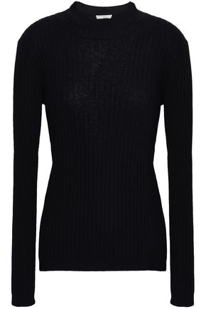 VINCE. Ribbed cashmere sweater