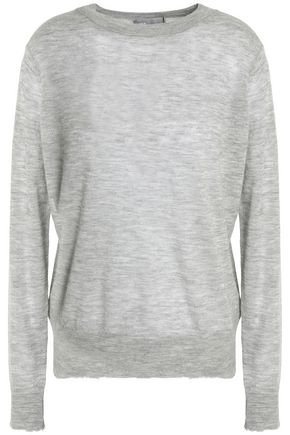 VINCE. Marled cashmere sweater