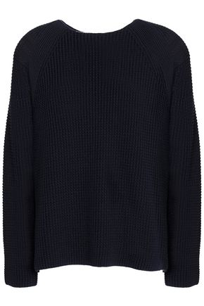 VINCE. Ribbed cotton sweater