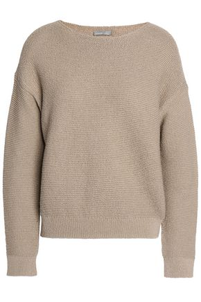 VINCE. Cotton sweater