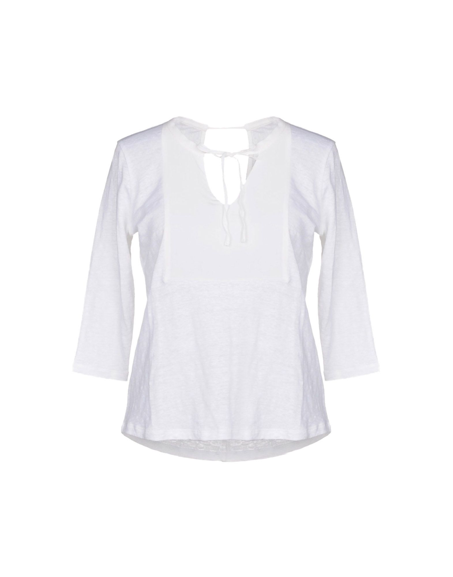 SANDRO PARIS T-Shirt in White