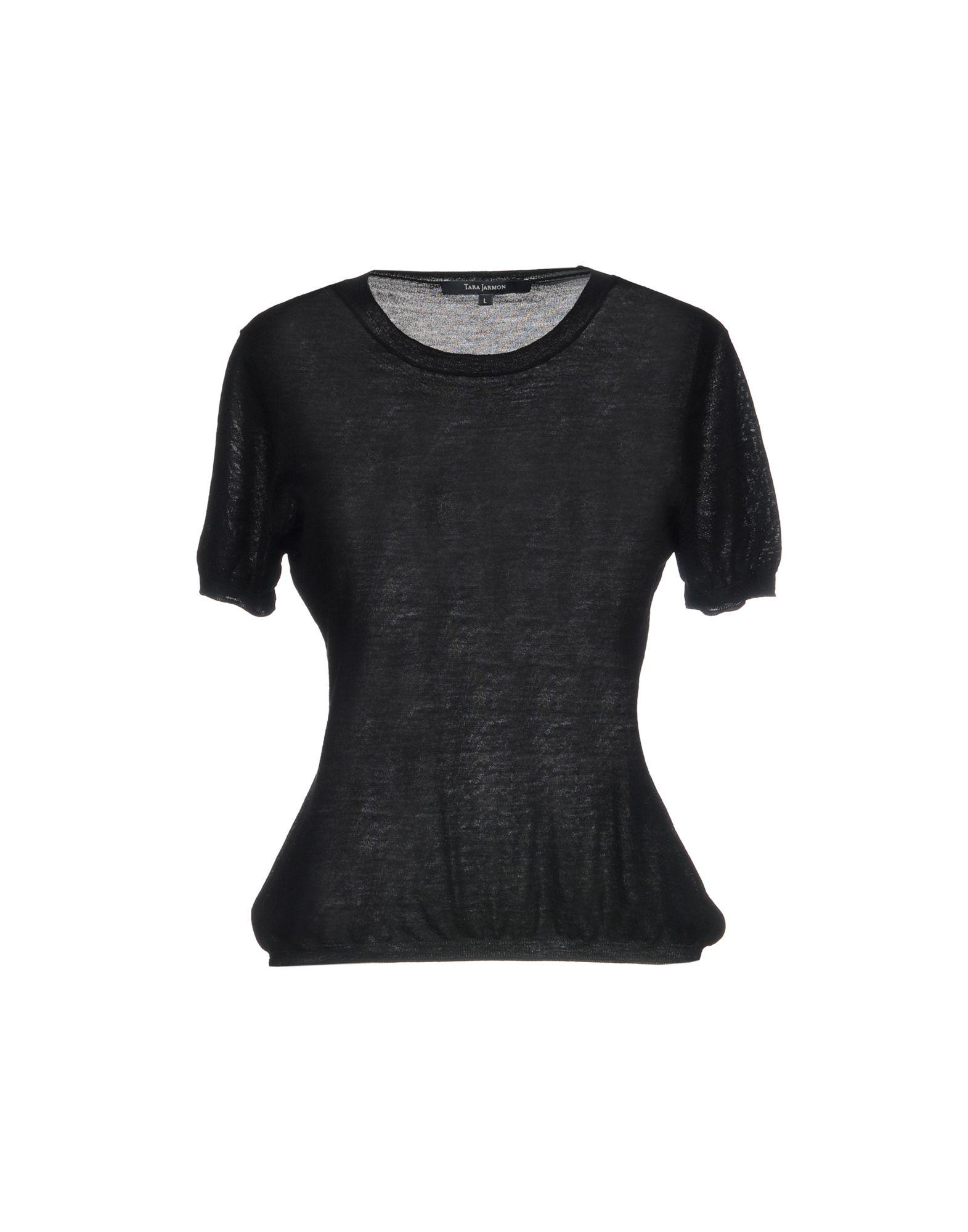 TARA JARMON Sweater in Black