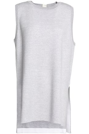 ADAM LIPPES Knitted wool top