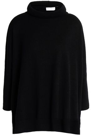 AMANDA WAKELEY Oversized cashmere turtleneck sweater