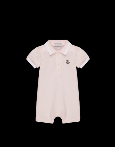 ROMPERS Blush Pink Baby 0-36 months - Girl Woman