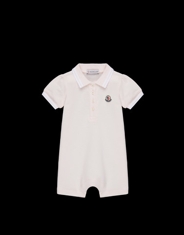 Moncler Baby 0-36 months - Girl Woman: ONESIE
