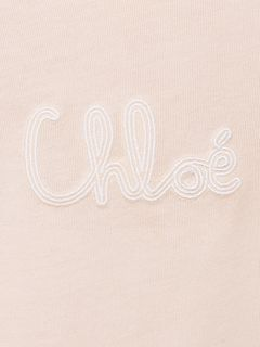 Chloé embroidered t-shirt