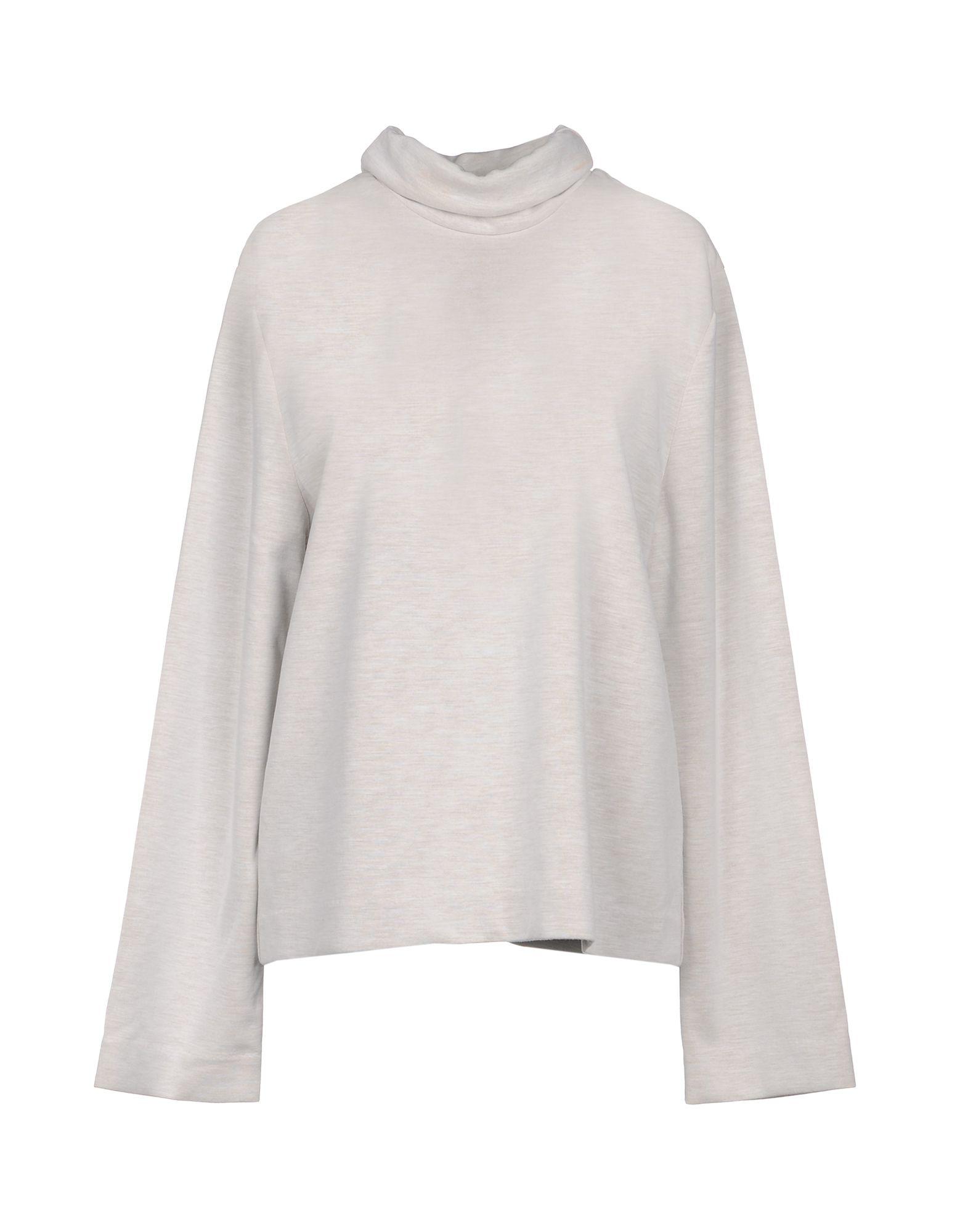 IRIS & INK T-Shirt in Light Grey
