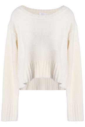 A.L.C. Wool and silk-blend sweater