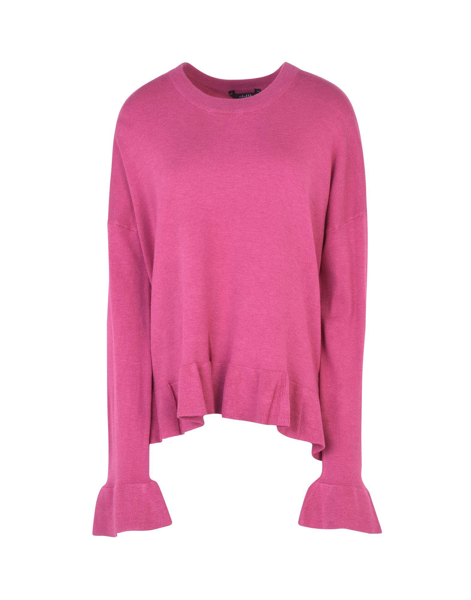 MBYM Sweater in Fuchsia