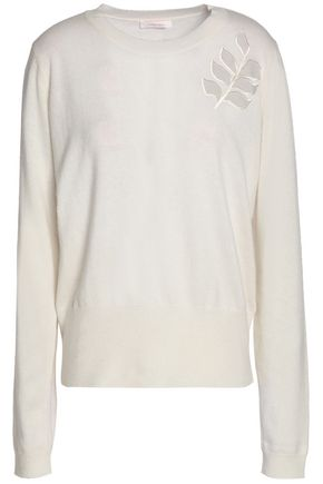 SEE BY CHLOÉ Cutout knitted sweater