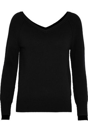WOMAN CASHMERE SWEATER BLACK
