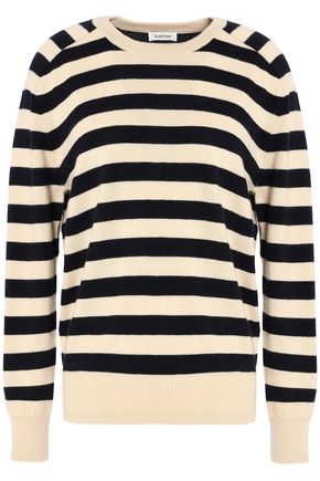 TOTÊME Striped cashmere sweater