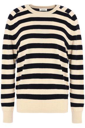 TOTÊME Striped cashmere sweater
