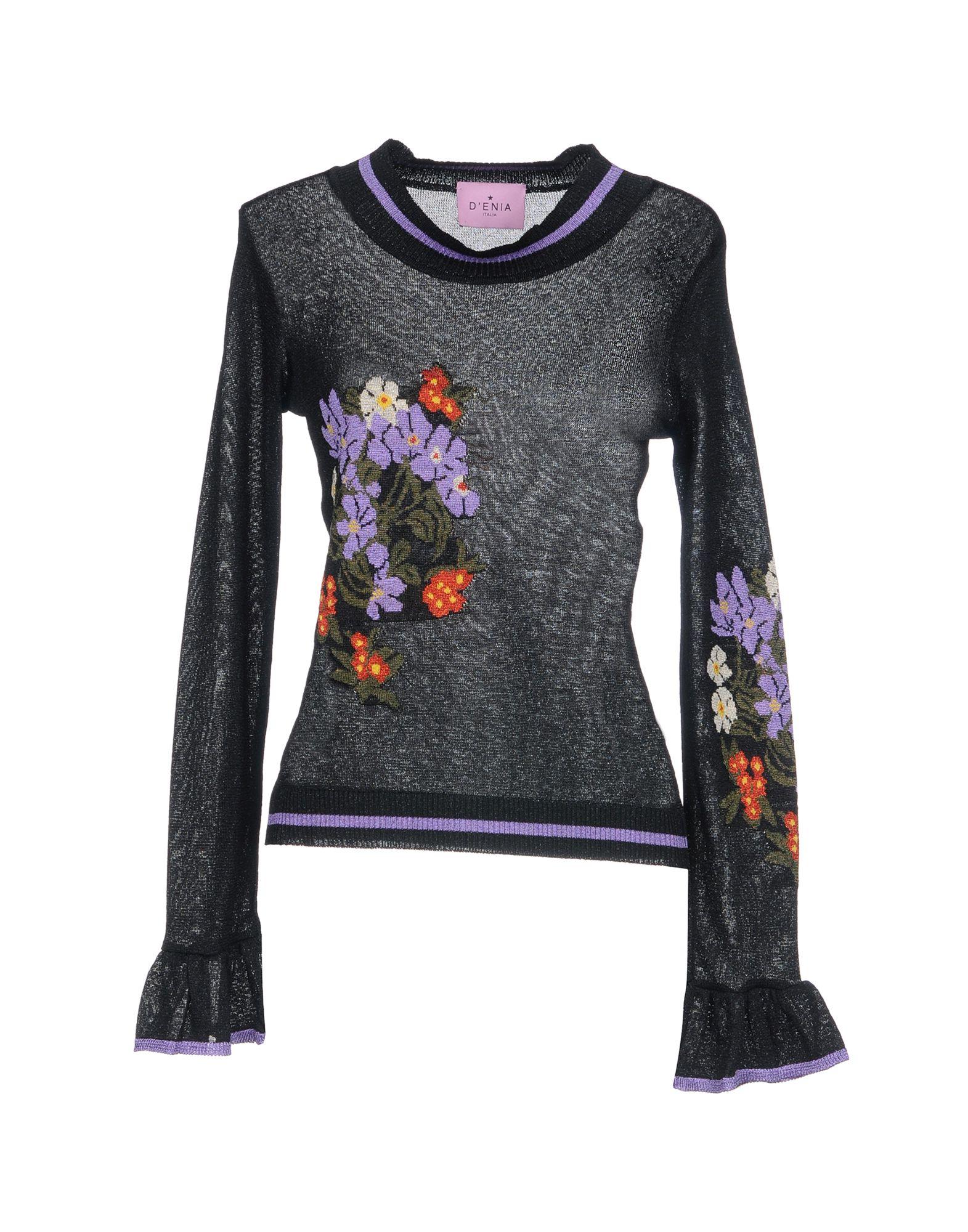 D'ENIA Sweater in Black