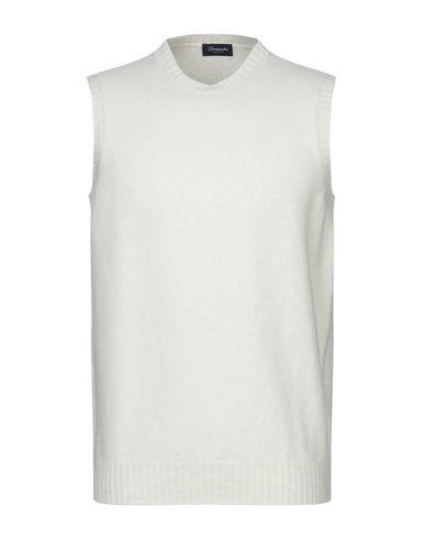 Купить Мужской свитер DRUMOHR белого цвета