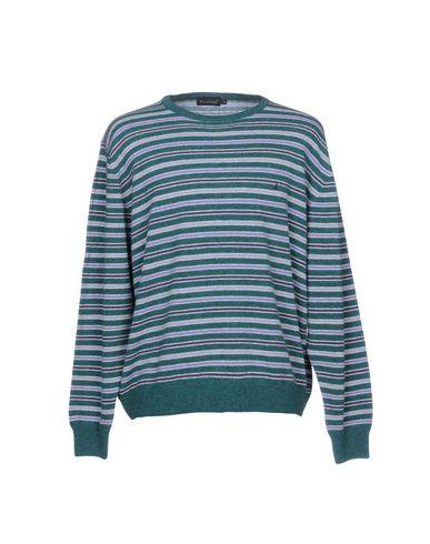 Фото - Мужской свитер BROOKSFIELD темно-зеленого цвета