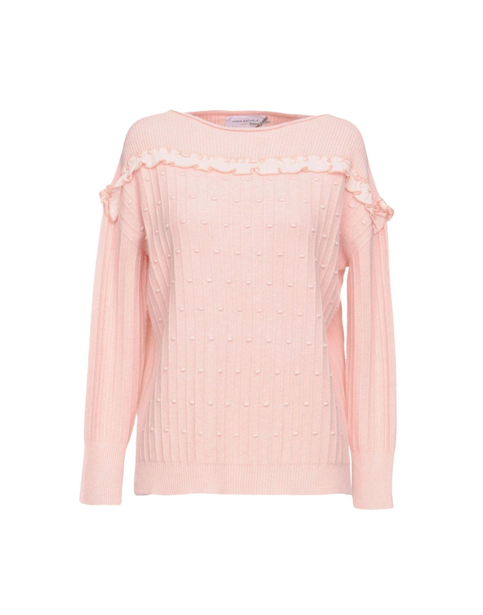 ANNA RACHELE JEANS COLLECTION Damen Pullover Farbe Rosa Größe 7