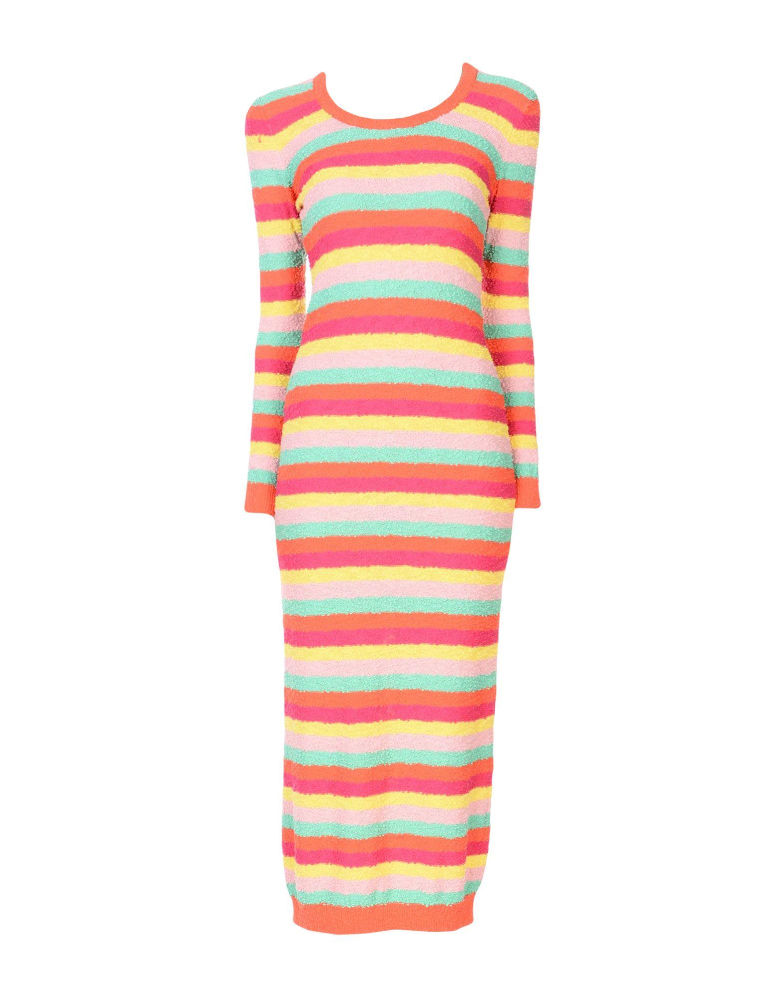 BOUTIQUE MOSCHINO Платье длиной 3/4 moschino couture юбка длиной 3 4