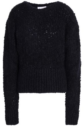 IRO Jilko bouclé-knit sweater