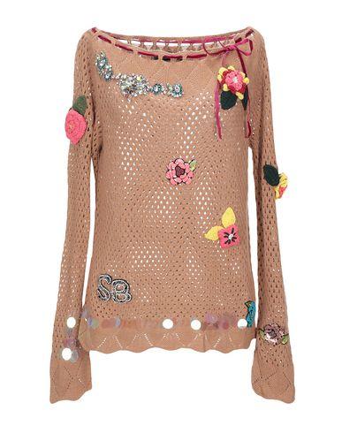 Фото - Женский свитер TWINSET цвет верблюжий