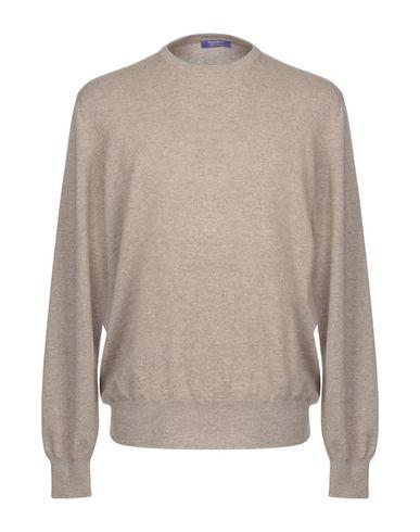 Купить Мужской свитер GRAN SASSO бежевого цвета