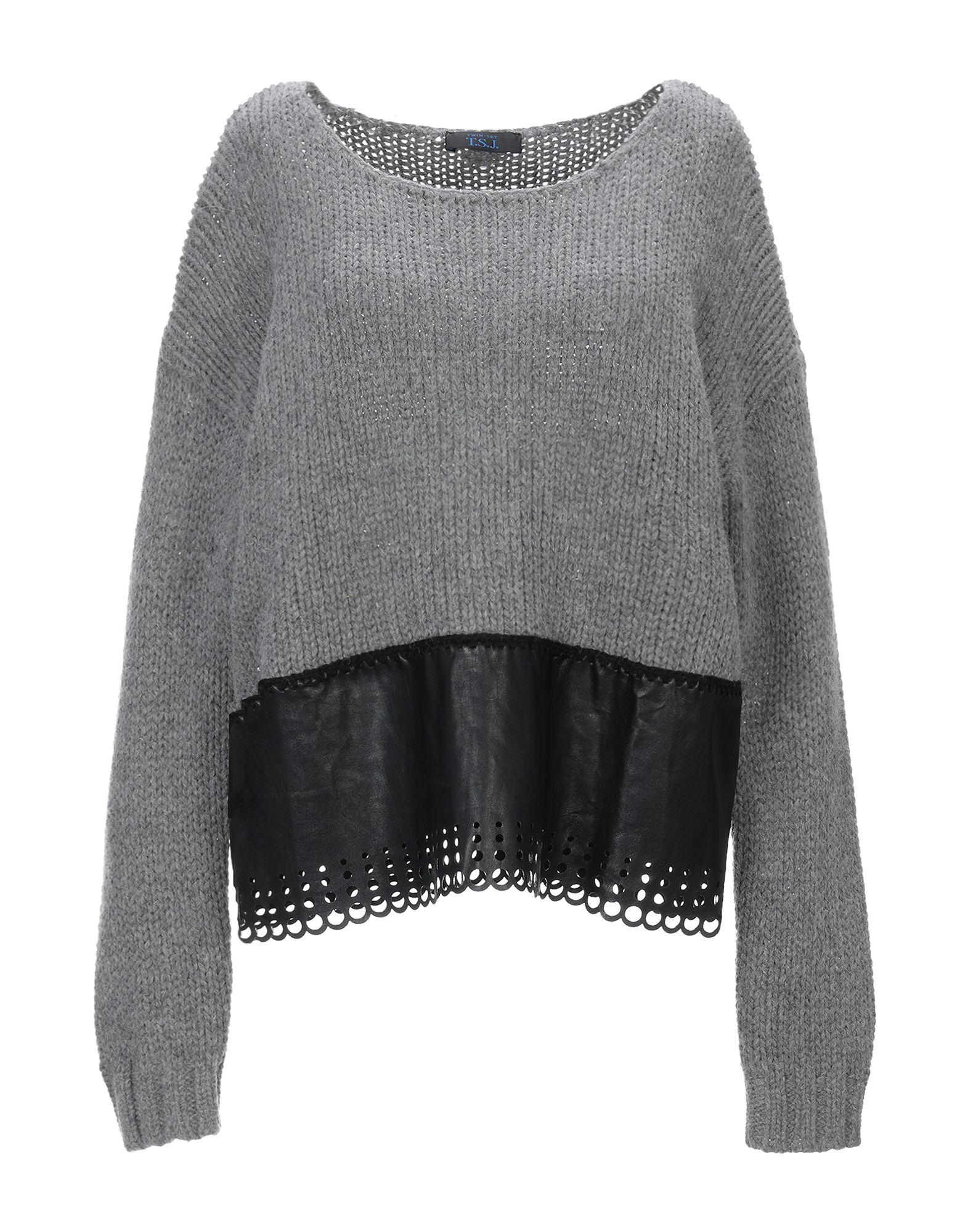 TWIN-SET JEANS Свитер twin set jeans свитер