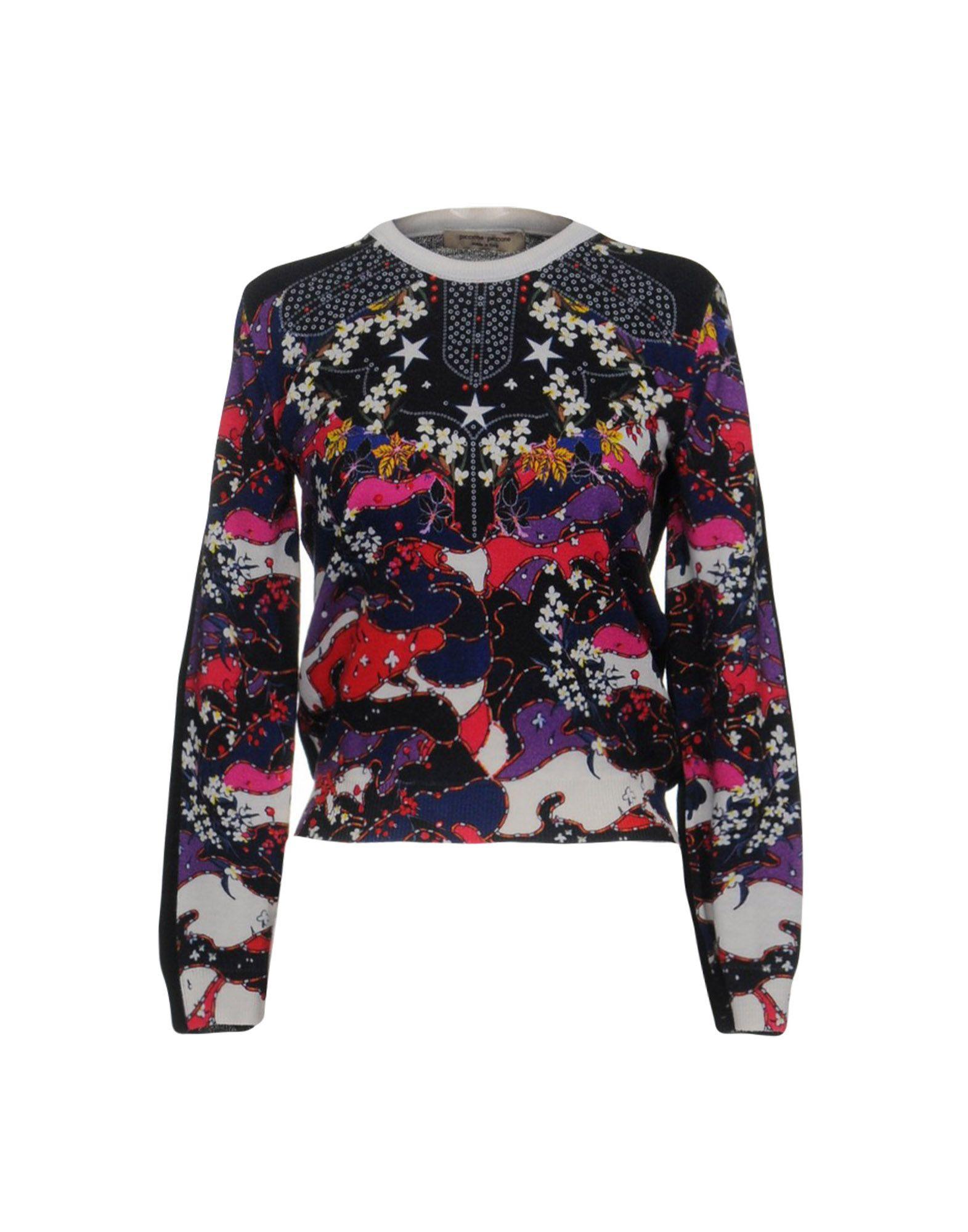 PICCIONE.PICCIONE Sweater in Black