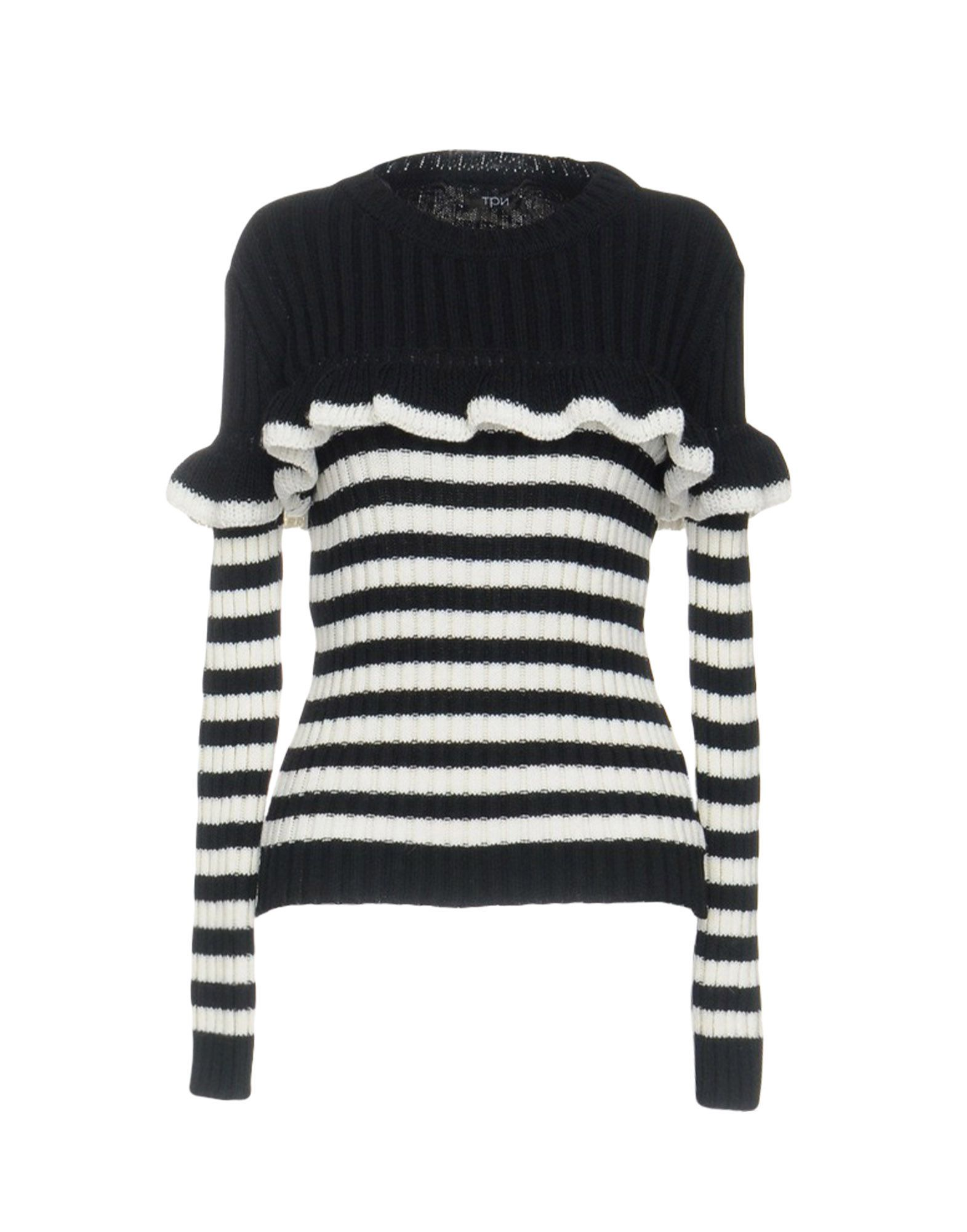TPN Sweater in Black