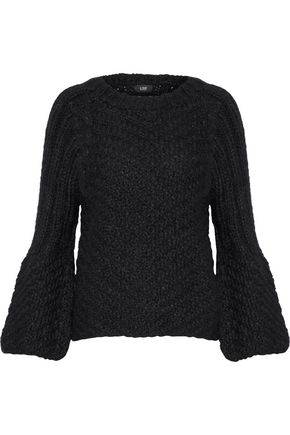 LINE Beatrice chunky-knit wool-blend sweater